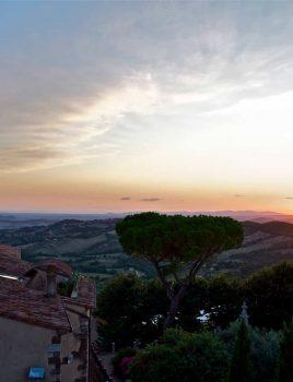 Canva - City View - Sunset